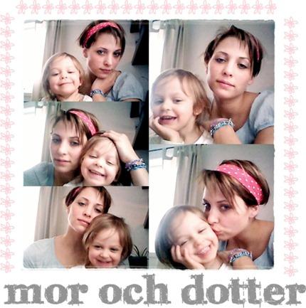 mor ochh dotter