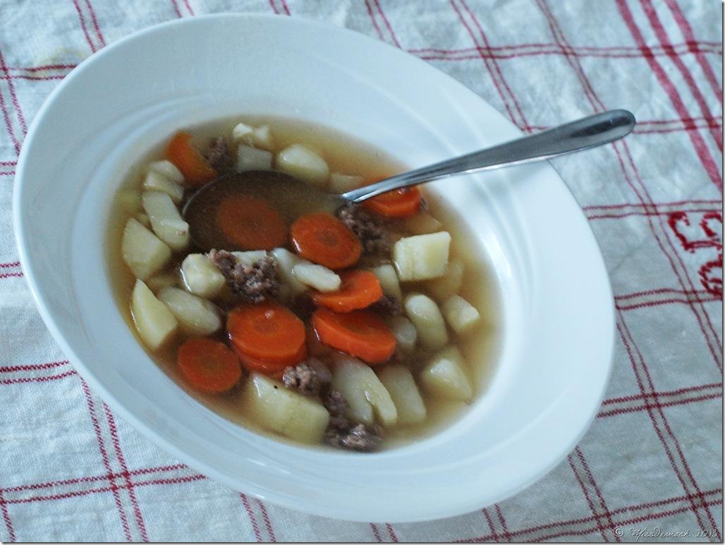 Snabb soppa